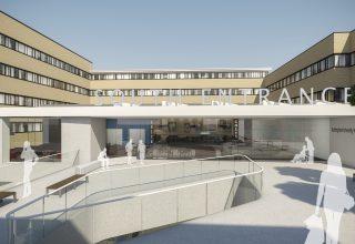 Queens Medical Centre - Retail Development