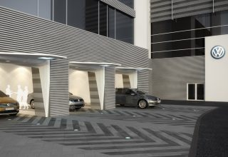 Volkswagen Flagship Showroom Concept